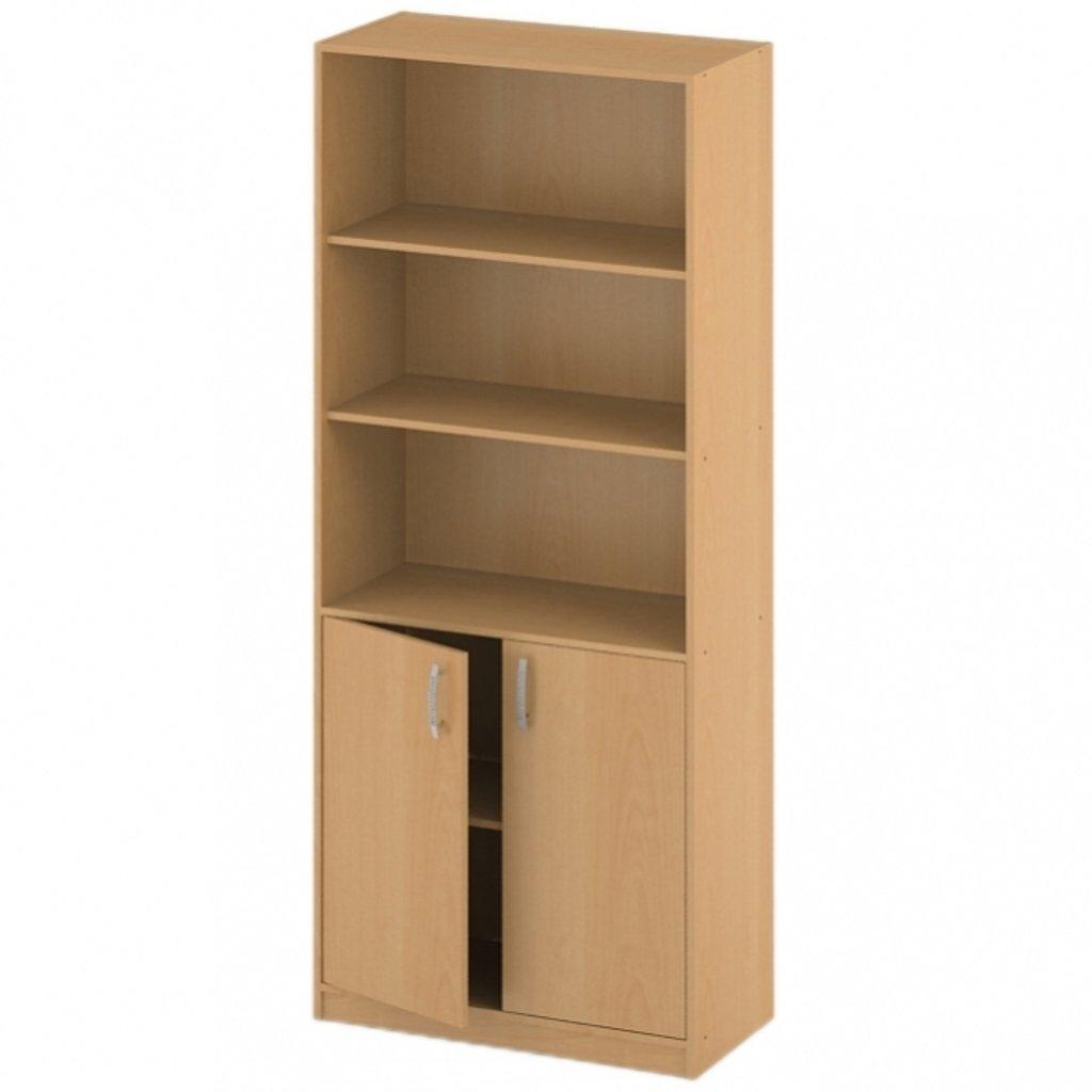 Офисная мебель пеналы, шкафы Р-16: Шкаф для документов (16) 1840*720*380 в АРТ-МЕБЕЛЬ НН
