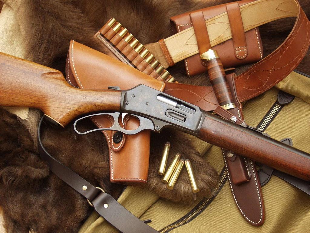 Охотничьи принадлежности, оружие: Охотничье ружье в Барс-1, магазин по продаже оружия, ЗАО