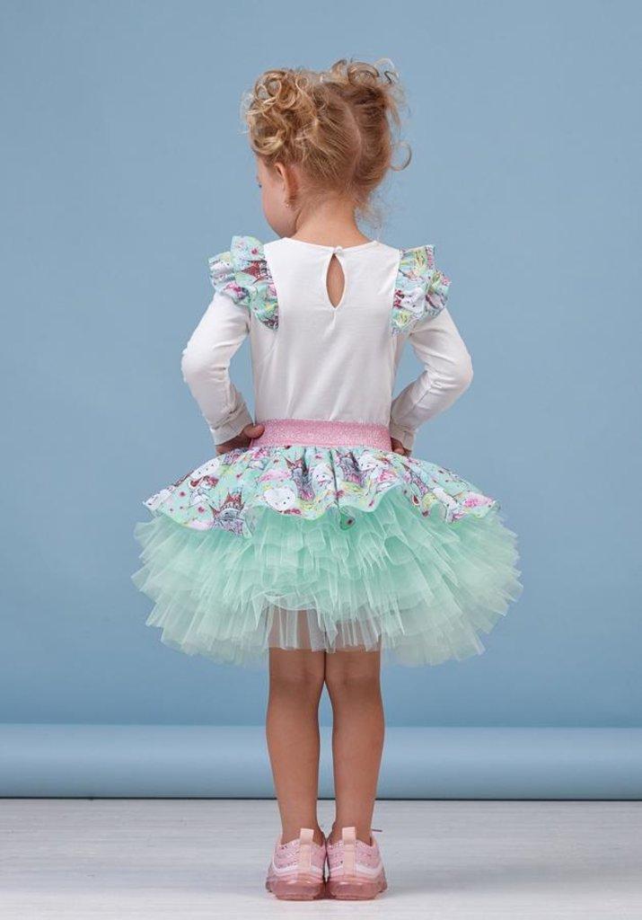 Одежда для девочек: Юбка для девочки 30-8014-1 в Детский универмаг