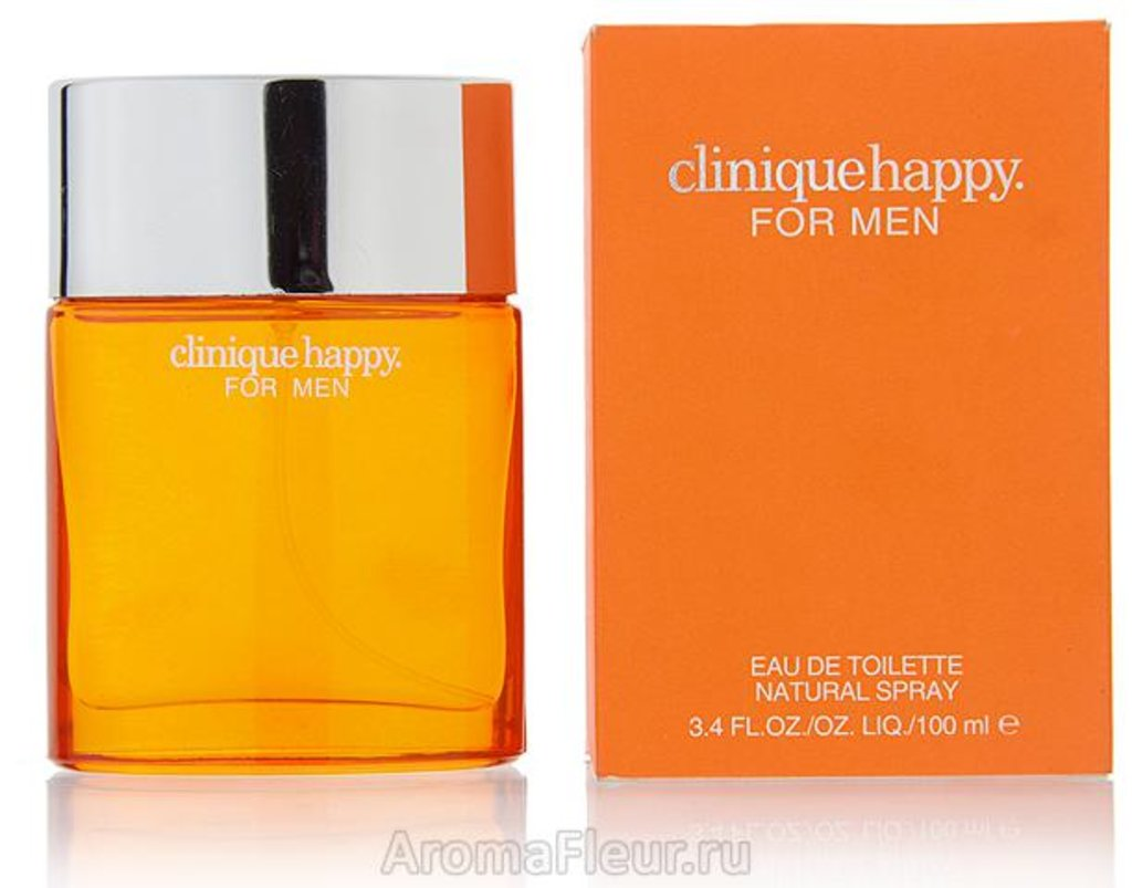 Clihigue: Clinigue Happy MEN col  50 ml в Элит-парфюм