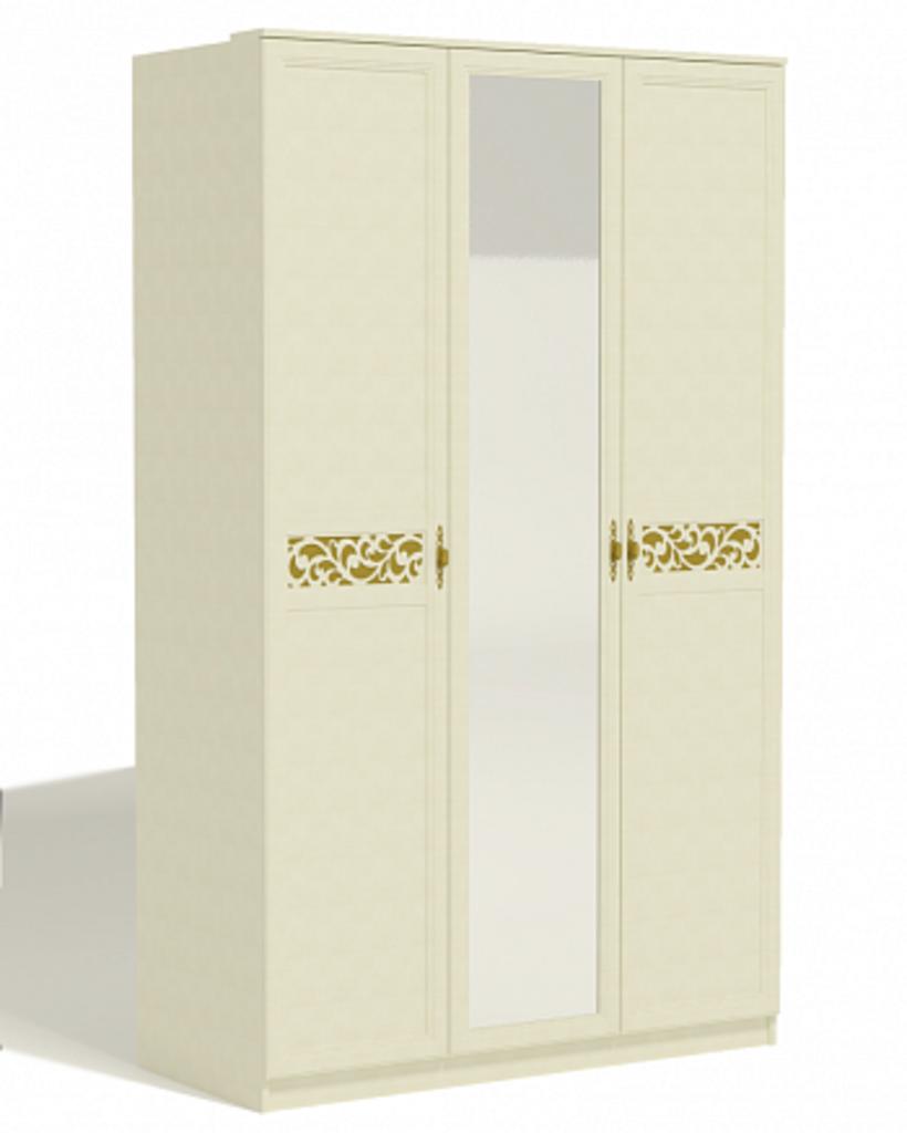 Спальни: Ливадия Л11 Шкаф для одежды в Диван Плюс