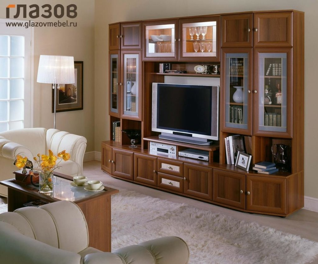 Модульная мебель в гостиную Милана: Модульная мебель в гостиную Милана в Стильная мебель