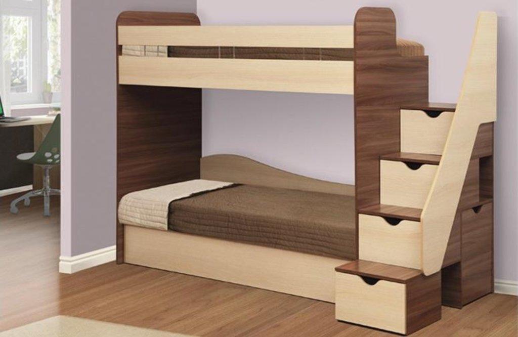 Детские: Кровать детская Адель-3 в Vesa
