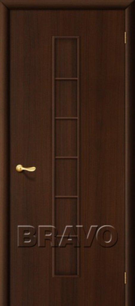 Двери ламинированные BRAVO: 2Г Л-13 (Венге) в STEKLOMASTER