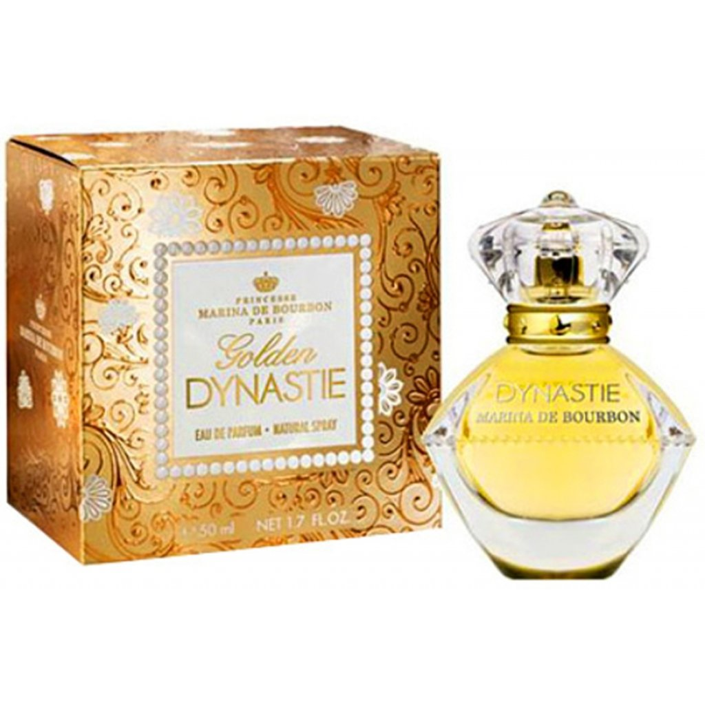 Marina de Bourbon: Парфюмерная вода Marina de Bourbon Golden Dynastie edp 7,5 ml. в Элит-парфюм
