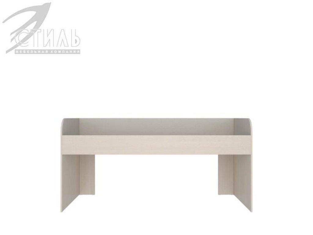 Мебель для детской Мийа - 2 (зеленый): Кровать верхняя Мийа - 2 в Диван Плюс