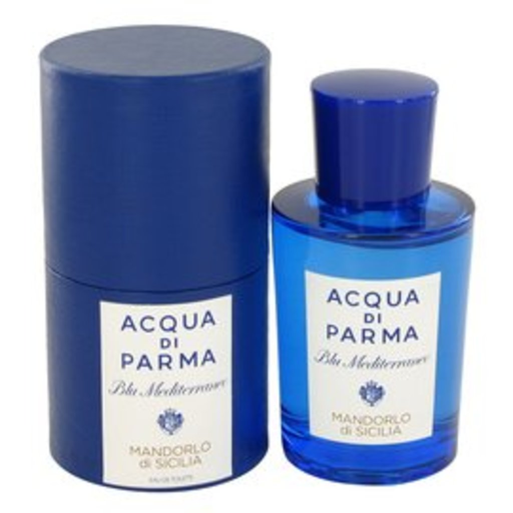 Новинки: Acqua Di Parma Blu Mediterraneo - Mandorlo Di Sicilia (Аква Ди Парма Блю Медитерранео - Мандорло Ди Сицилиа) edp 75ml в Мой флакон