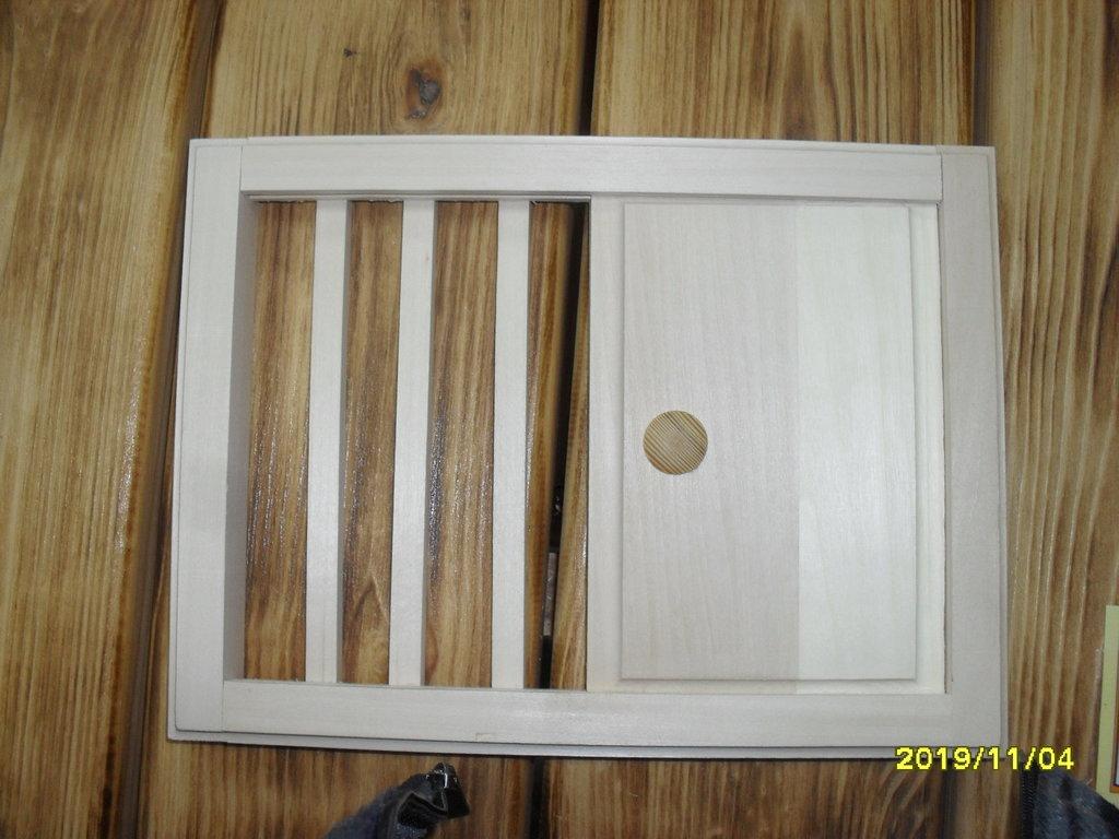 бондарные изделия: вентиляционная решетка 20х27 (липа) в Погонаж