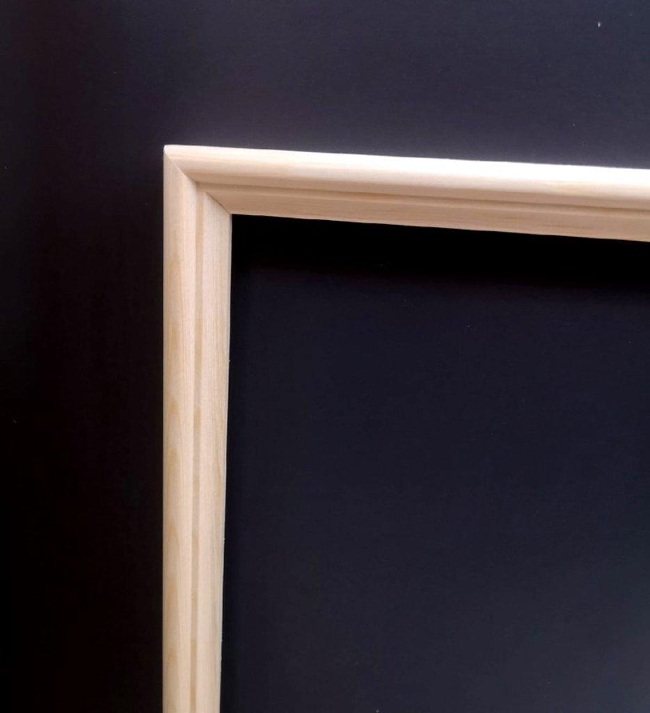 Рамы: Рама №2 35*50 Лесосибирск сосна в Шедевр, художественный салон