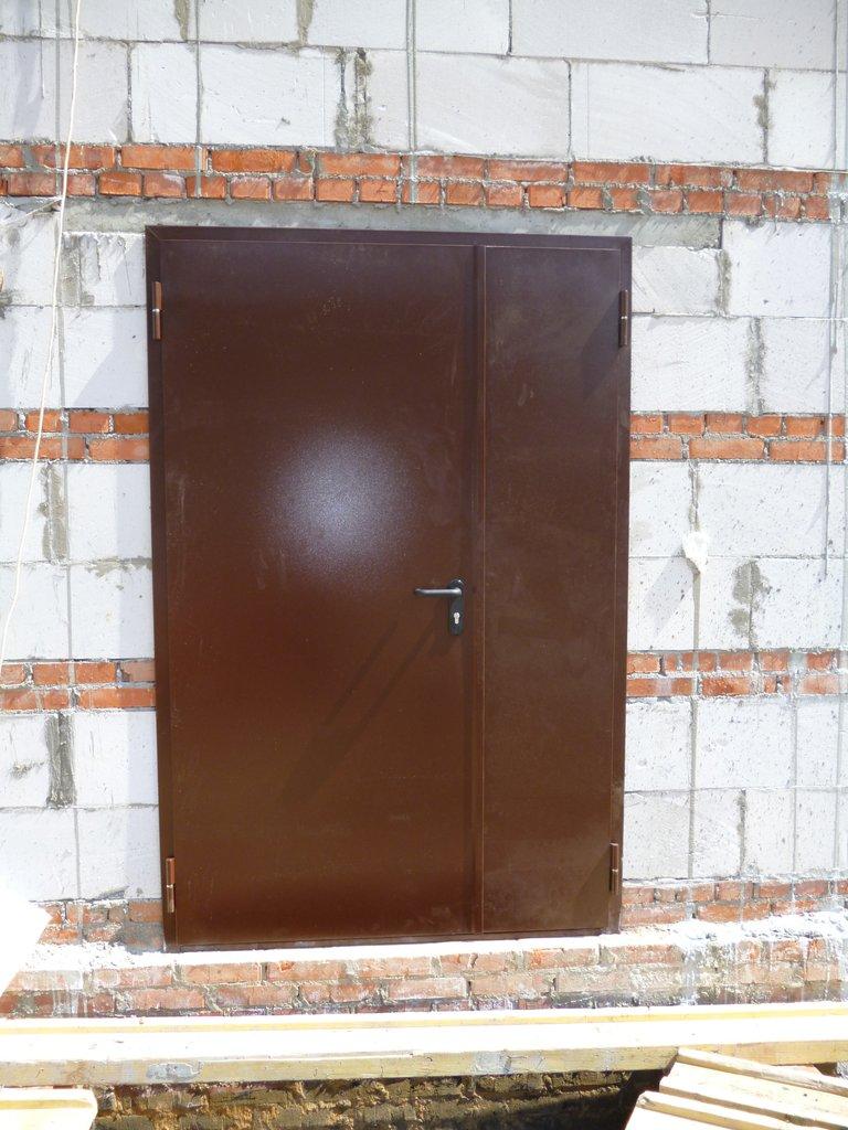 Противопожарные двери: Противопожарная однопольная дверь ДПМ2 EI 60 (1200) в Автоворота71