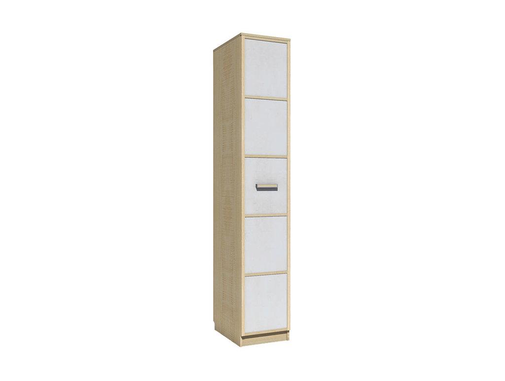 Детские шкафы и стеллажи: Шкаф для одежды НМ 013.01-03 Фанк в Стильная мебель