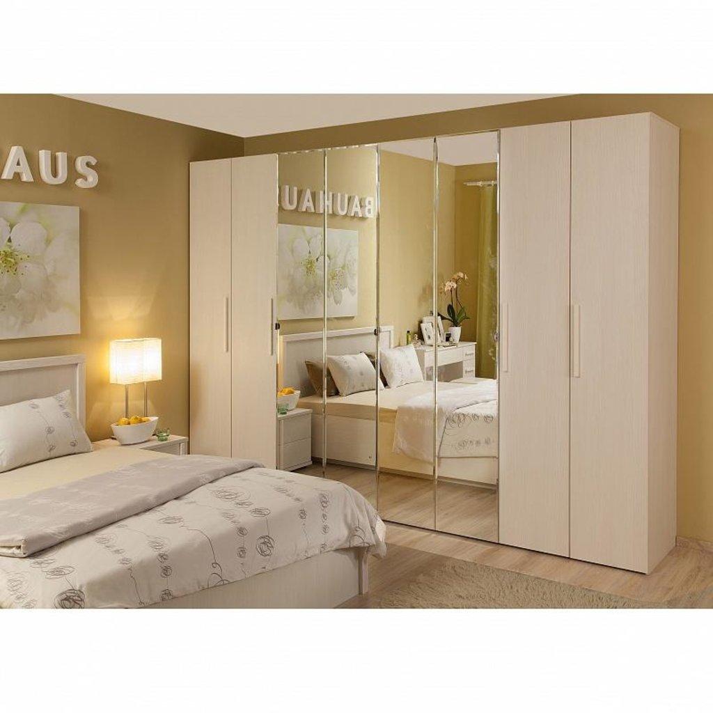 Шкафы для одежды и белья: Шкаф для одежды и белья BAUHAUS 9 в Стильная мебель