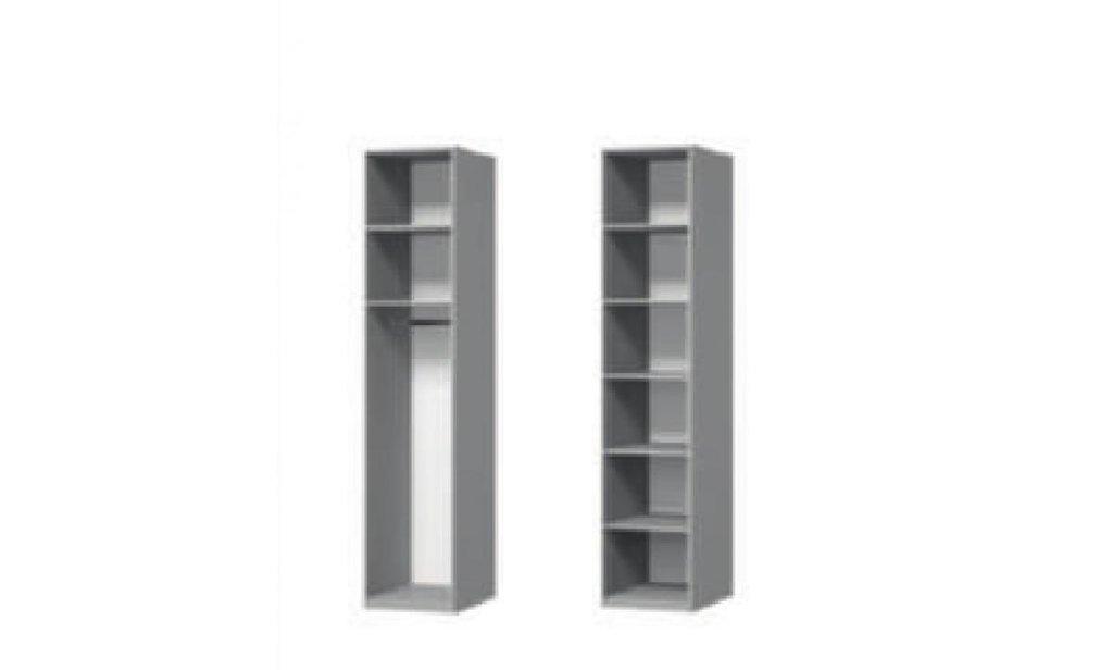 Шкафы Вива: Полки для шкафа ШР-1 Вива (3 шт) в Уютный дом