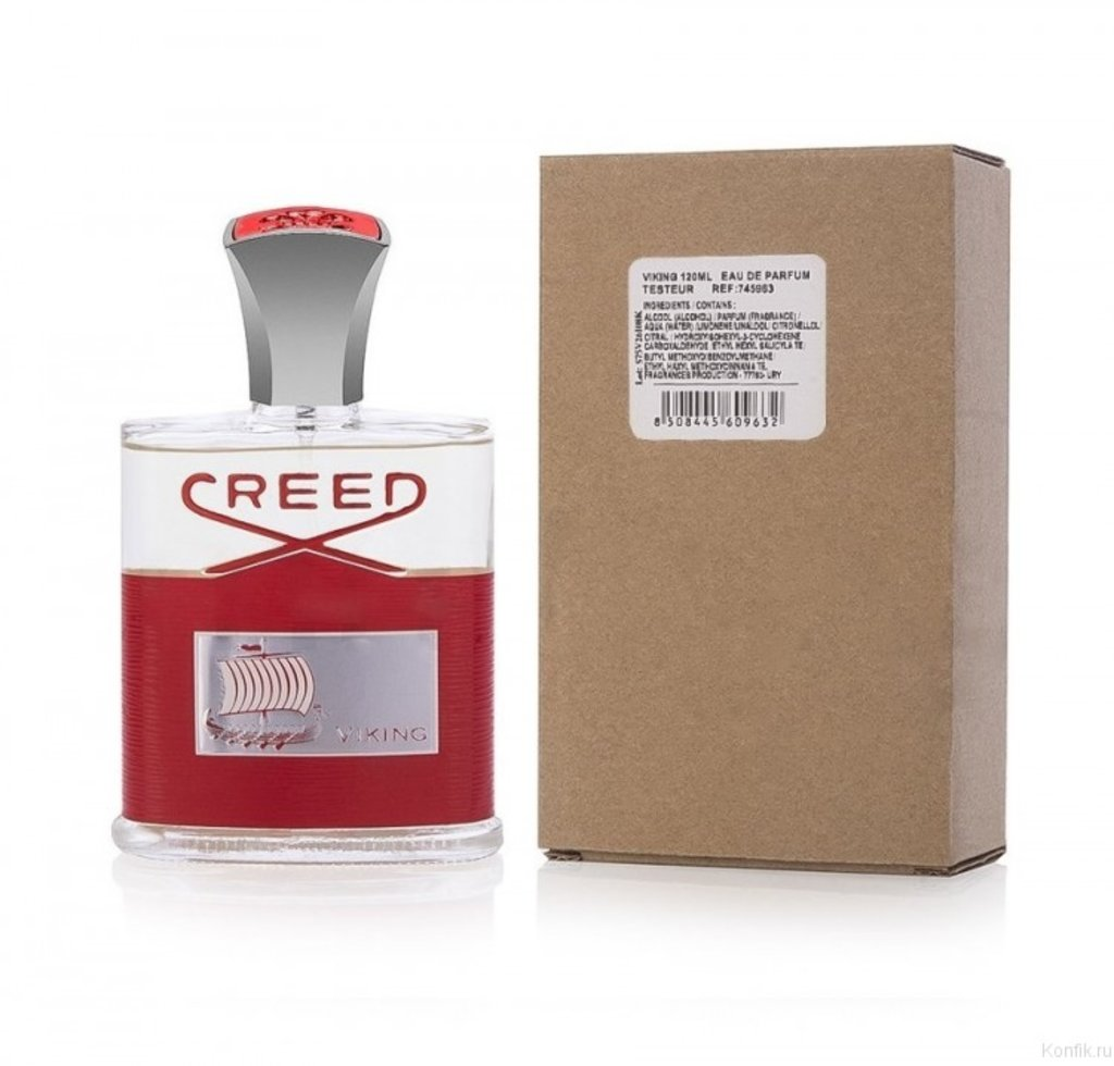 Тестеры: Creed Viking Tester  (Крид Викинг ) edt 100ml в Мой флакон