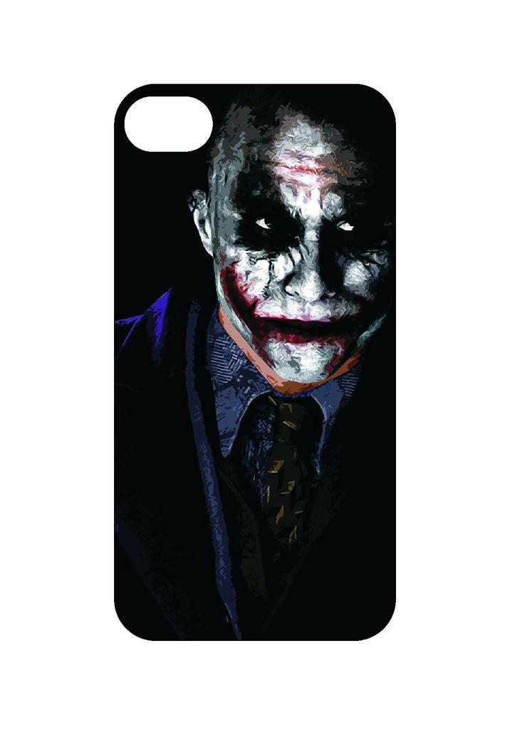 Выбери готовый дизайн для своей модели телефона: Joker1 в NeoPlastic