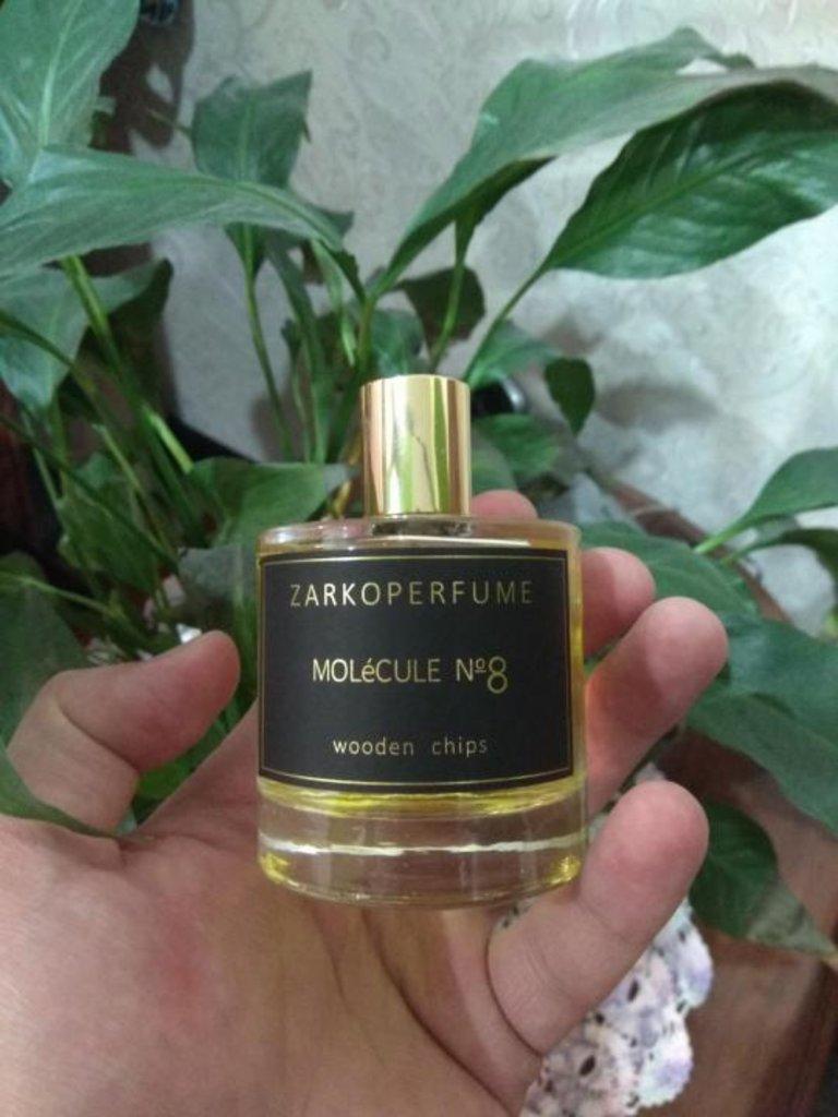 Отливанты от 10мл: Zarkoperfume MOLeCULE №08 edp  от 10 мл в Мой флакон