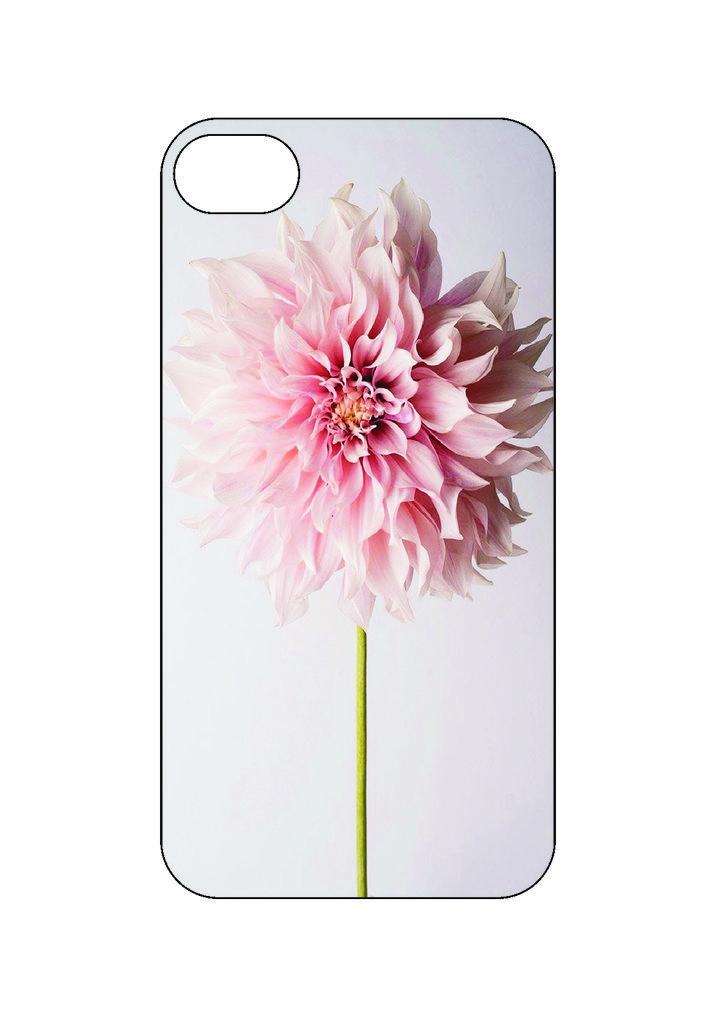 Выбери готовый дизайн для своей модели телефона: Цветок в NeoPlastic