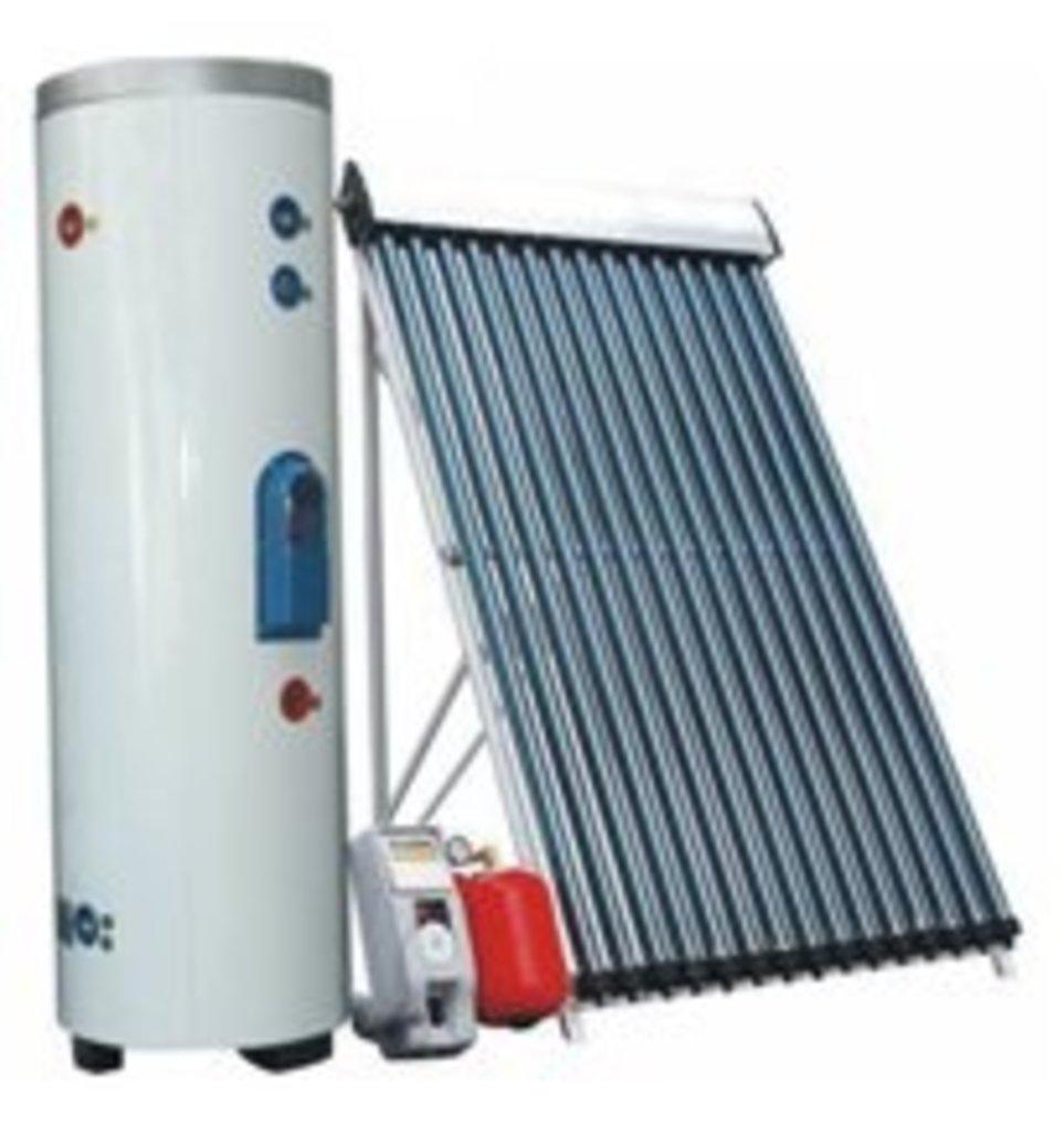 Комплект солнечного отопления 100/10 в Горизонт