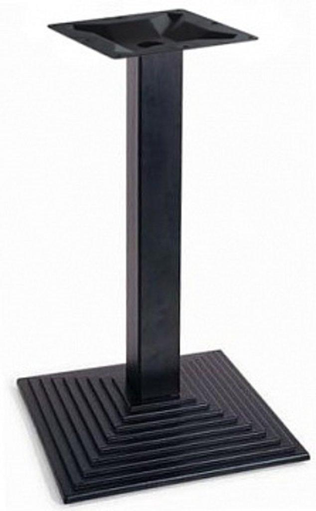 Подстолье, опоры: Подстолье 1023ЕМ (чёрный) в АРТ-МЕБЕЛЬ НН