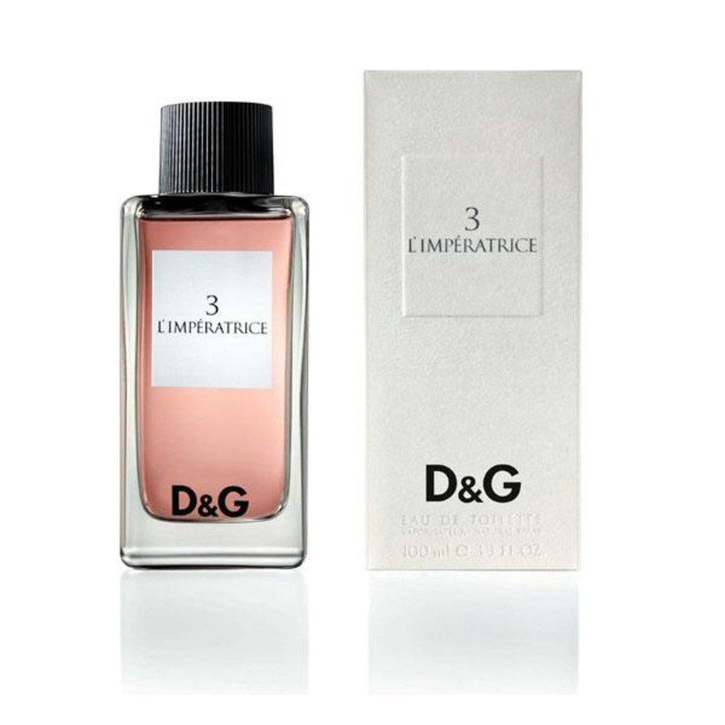 Dolce&Gabbana: D&G 3 L'imperatrice Туалетная вода edt жен 100 ml в Элит-парфюм