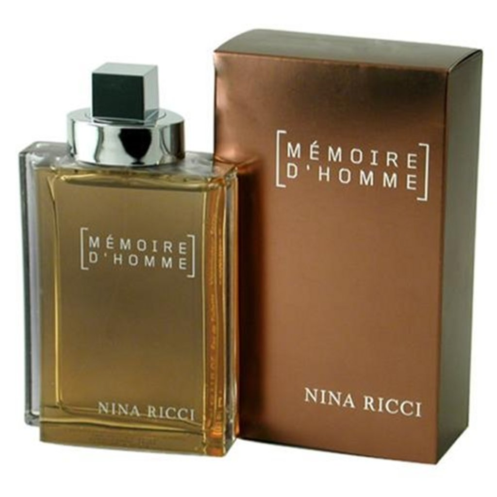 Nina Ricci: NR Memoire D'homme edt 100ml в Элит-парфюм