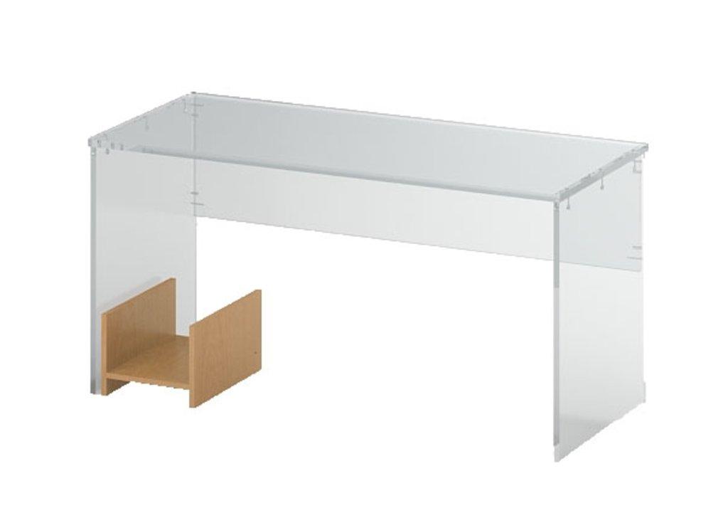 Офисная мебель столы, тумбы Р-16: Подставка под системный блок (16) 280*440*360 в АРТ-МЕБЕЛЬ НН