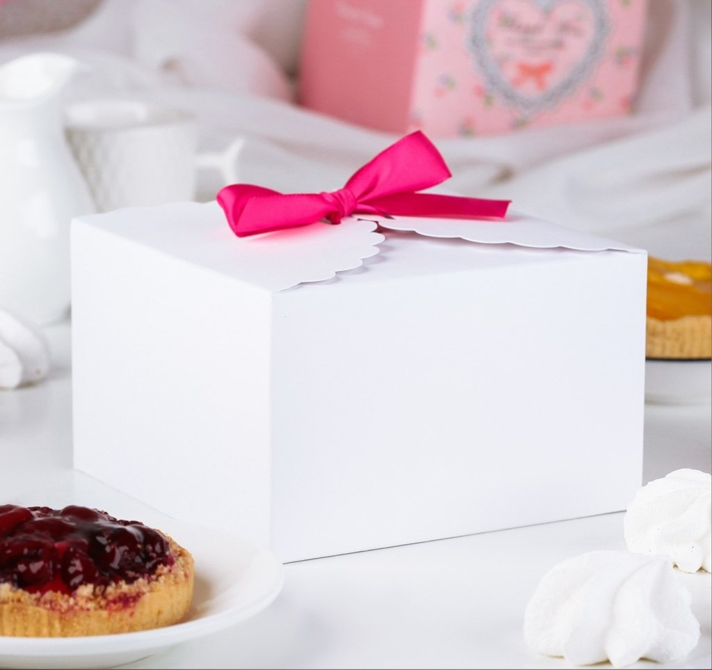 Упаковка: Коробка сборная для сладкого 14х14х9 см в ТортExpress