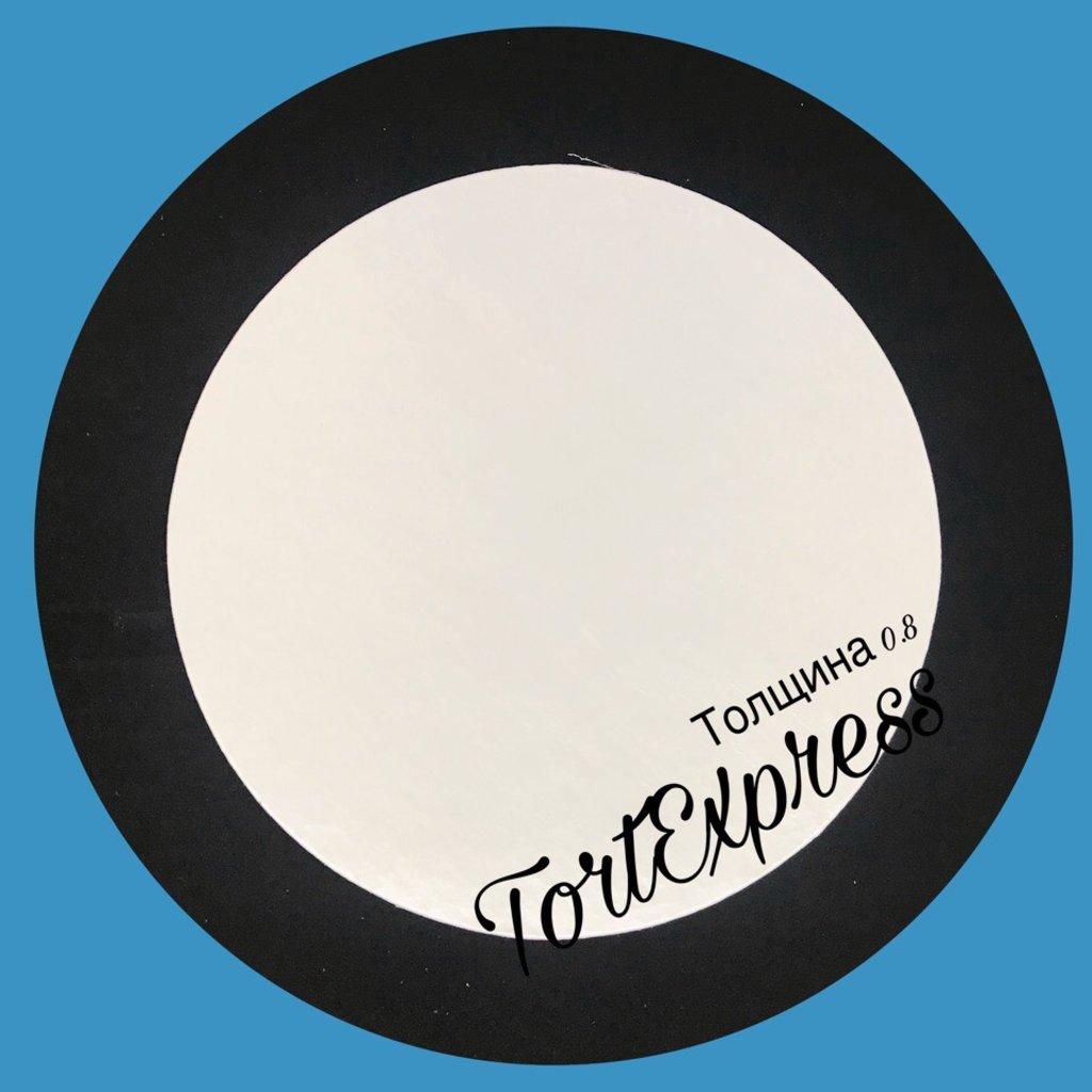 Салфетки, подложки: Подложка круглая d10 в ТортExpress