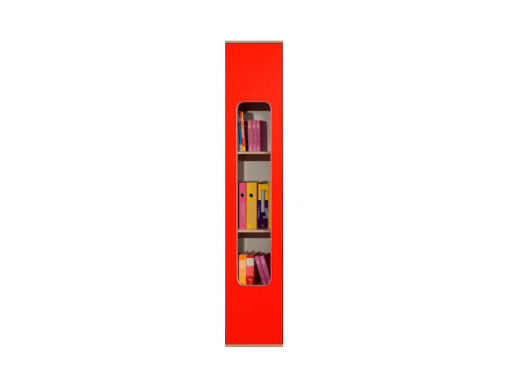 Детские шкафы и стеллажи: Шкаф для книг Автобус 7 в Стильная мебель