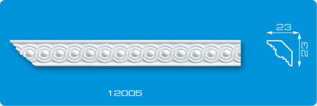 Плинтуса потолочные: Плинтус потолочный ФОРМАТ 12005 инжекционный длина 1,3м, узкий в Мир Потолков