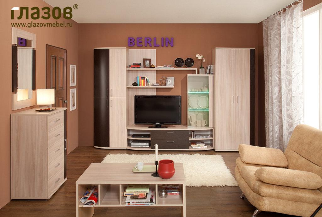 Журнальные и кофейные столики: Стол журнальный BERLIN 6 в Стильная мебель