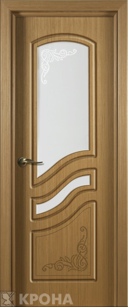 Двери Крона от 3 650 руб.: Фабрика Крона. Модель РИВЬЕРА. Под заказ. в Двери в Тюмени, межкомнатные двери, входные двери