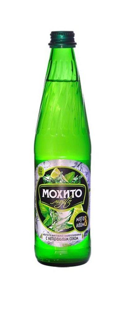 Напитки: Мохито (стекло)0.5л в Смак-нк.рф