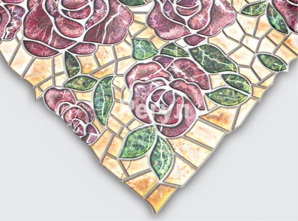 Панели ПВХ: Мозаика Каменная роза в Мир Потолков