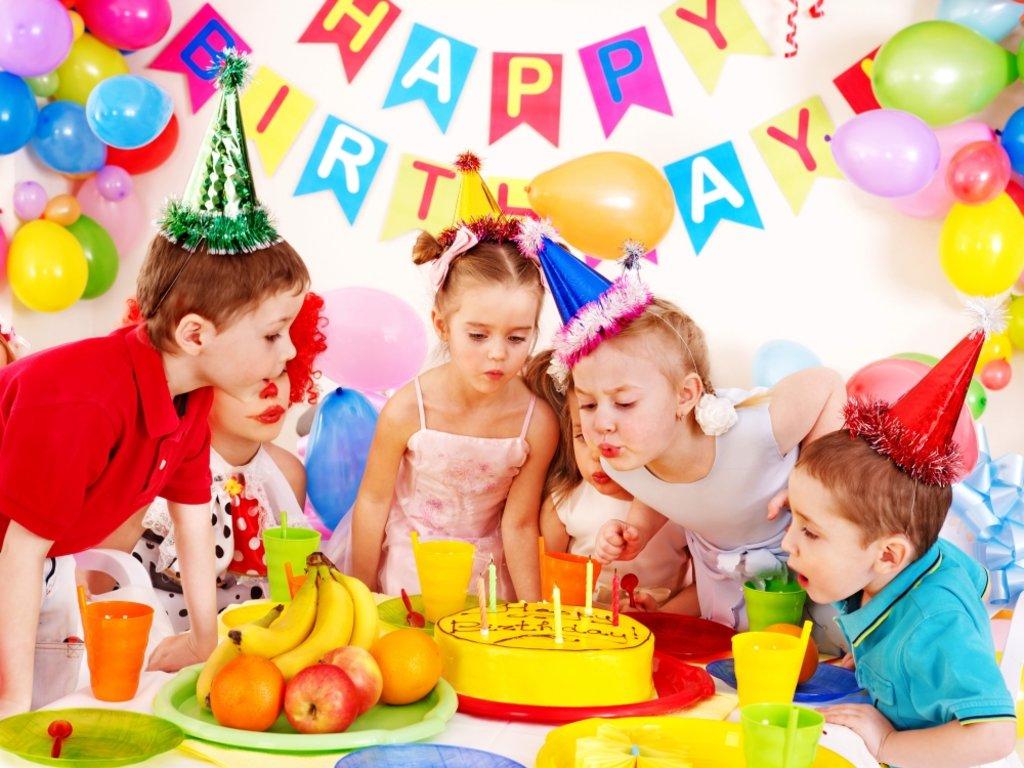 Организация праздников: Организация дня рождения в Детский центр Фея