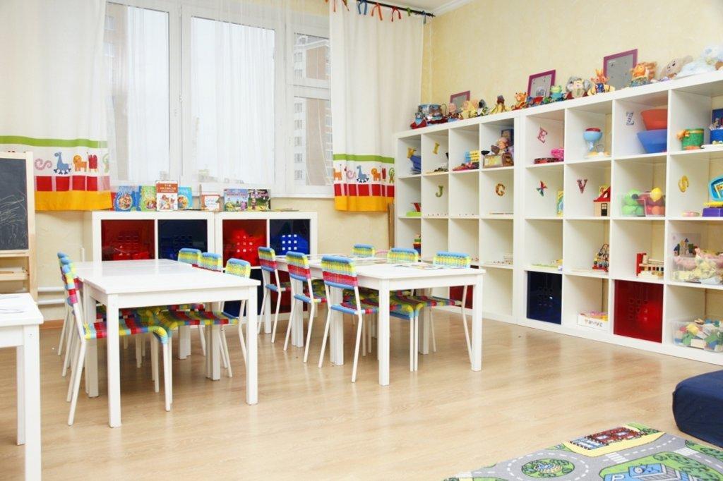 Частный детский сад: Частный детский сад в Детский центр Фея
