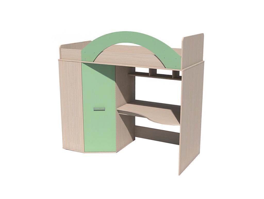 Детские и подростковые кровати: Кровать ИЧП 15-01М1 М Рико-М (800x1900, усилен. настил) в Стильная мебель