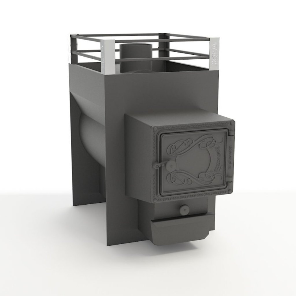 """Печи """"Жара"""": Печь банная Жара-Малютка 500 угольная в Сельский магазин"""