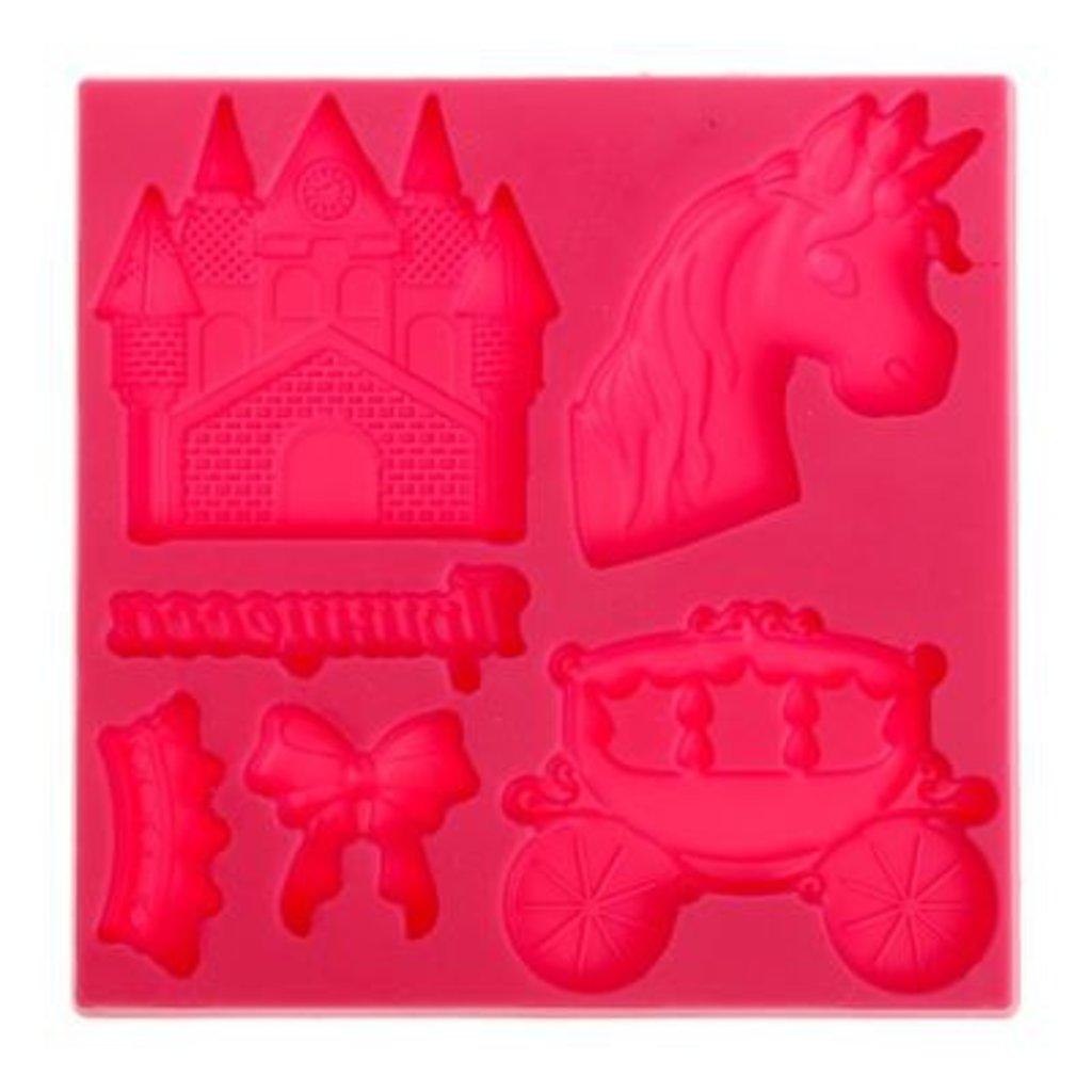 Молды силиконовые, формы пластиковые: Молд силиконовый в ТортExpress