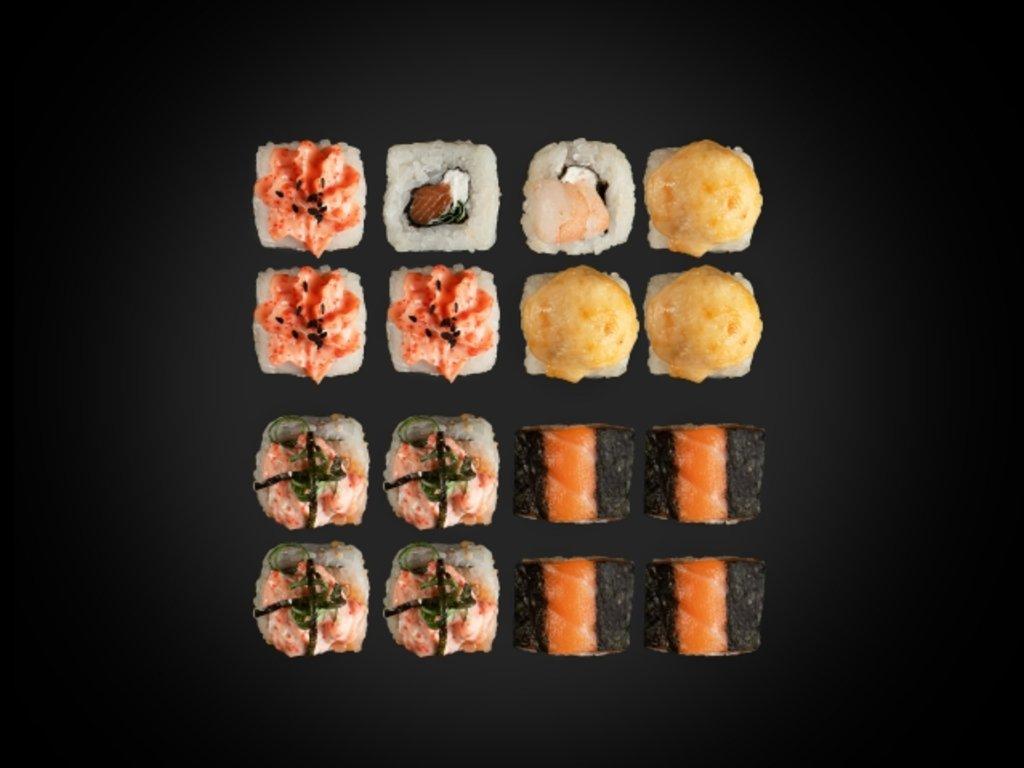 Наборы: Сакура сет в МЭСИ суши&роллы