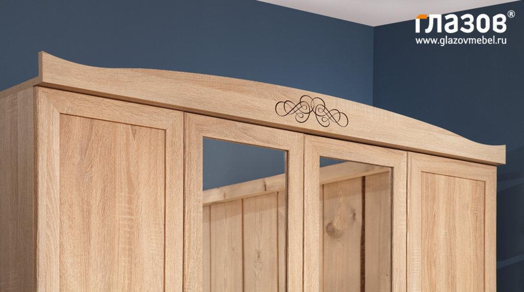 Мебельные направляющие и комплектующие: Карниз ADELE 51 в Стильная мебель