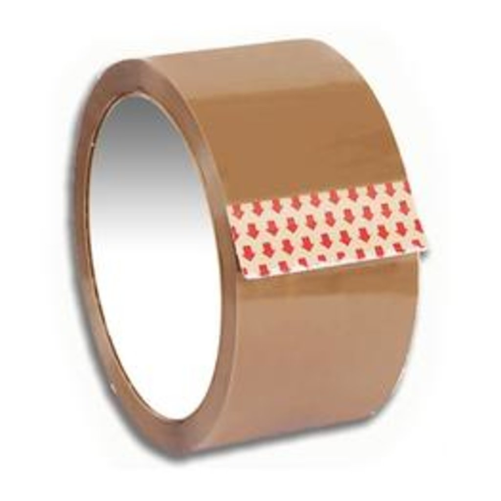 Скотч: Скотч 50*60мк коричневый в Шедевр, художественный салон