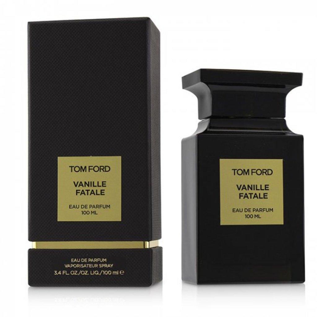 Tom Ford (Том Форд): Tom Ford Vanille Fatale ( Том Форд Ваниль фаталь) edp 100ml в Мой флакон