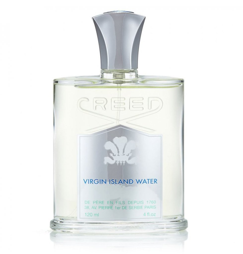 Creed (Крид): Creed  Virgin Island Water (Крид Вирджин Айлэнд Вотэ) в Мой флакон