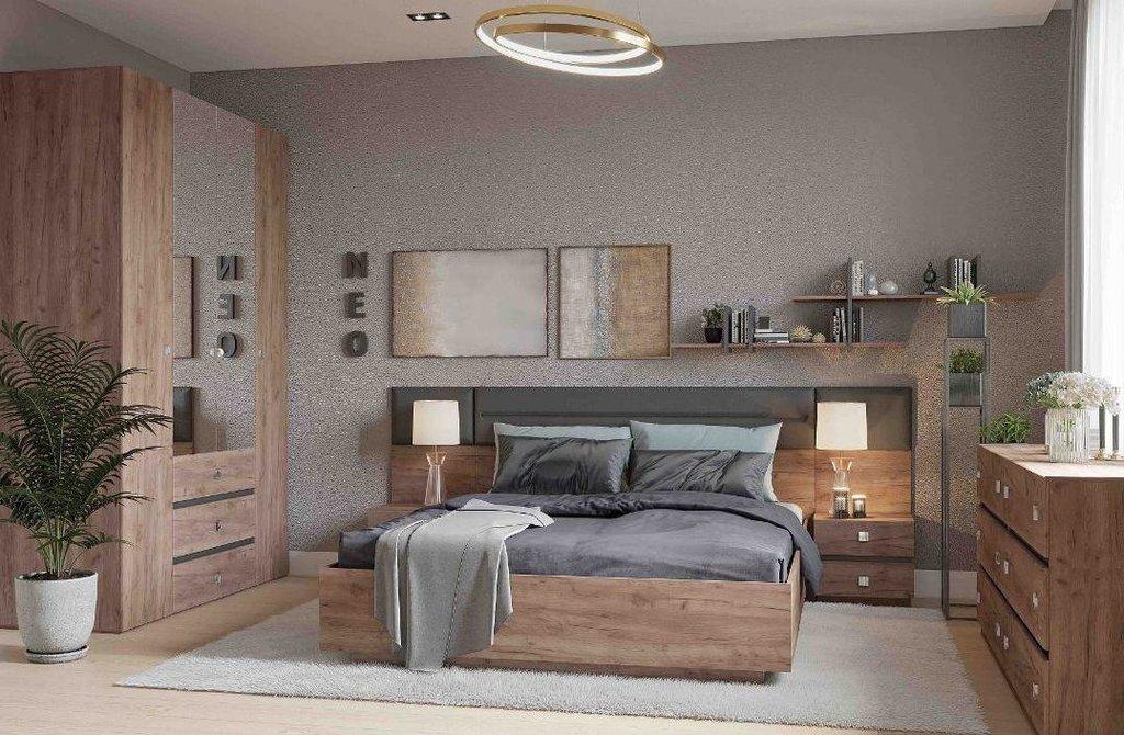 Модульная мебель в спальню NEO: Модульная мебель в спальню NEO в Стильная мебель