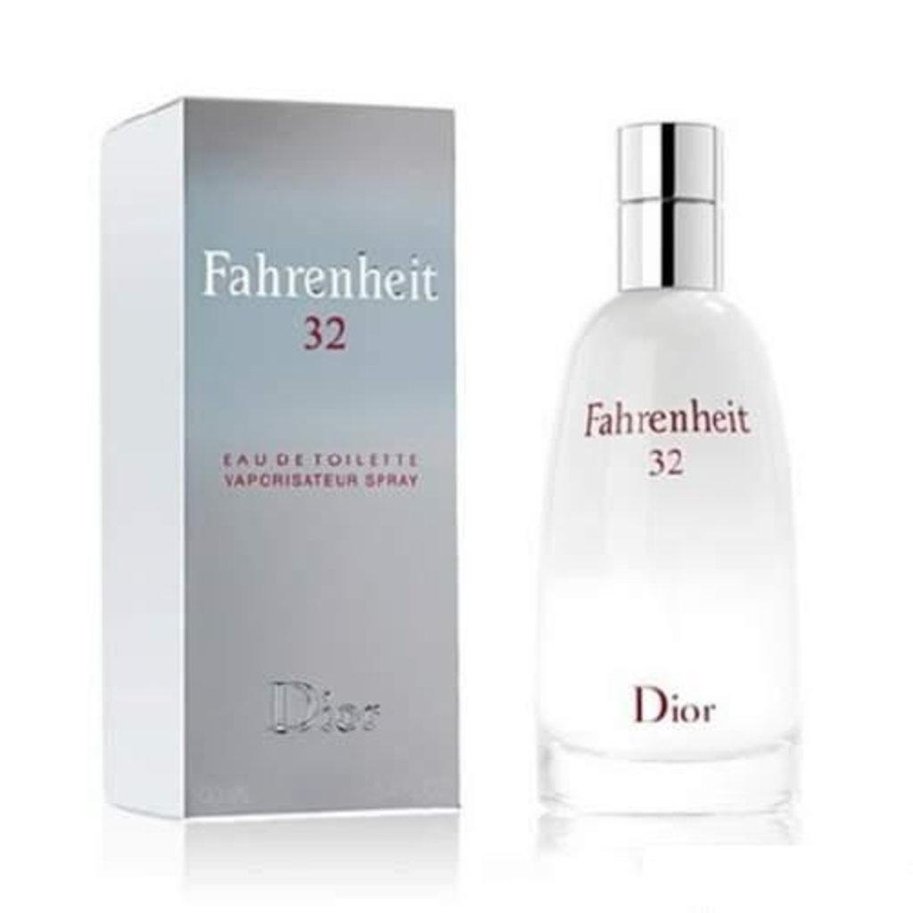 Christian Dior: CD Fahrenheit 32 edt в Элит-парфюм