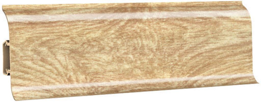 Плинтуса напольные: Плинтус напольный 60 ДП МК глянцевый 6003 дуб виктория в Мир Потолков