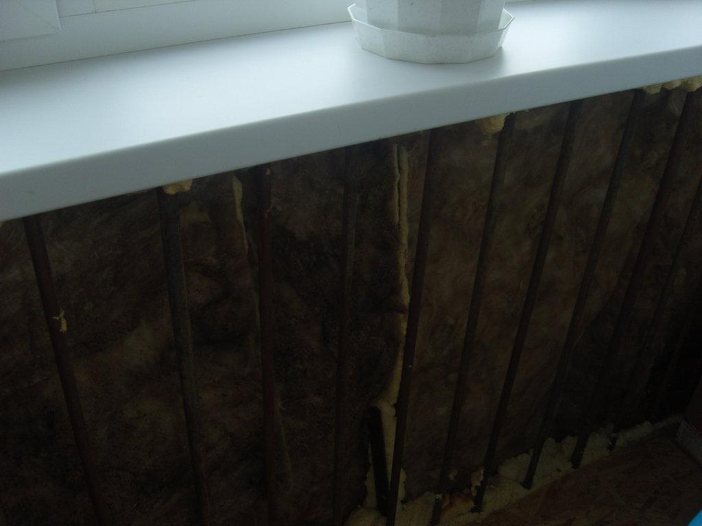 Устройство балконов, лоджий: Утепление балкона в Балкон-Уют