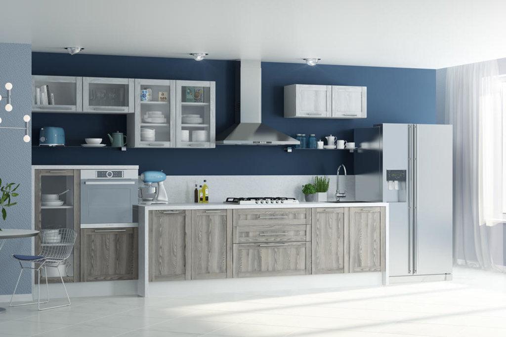 Кухни: Кухня Техно-2 в Стильная мебель