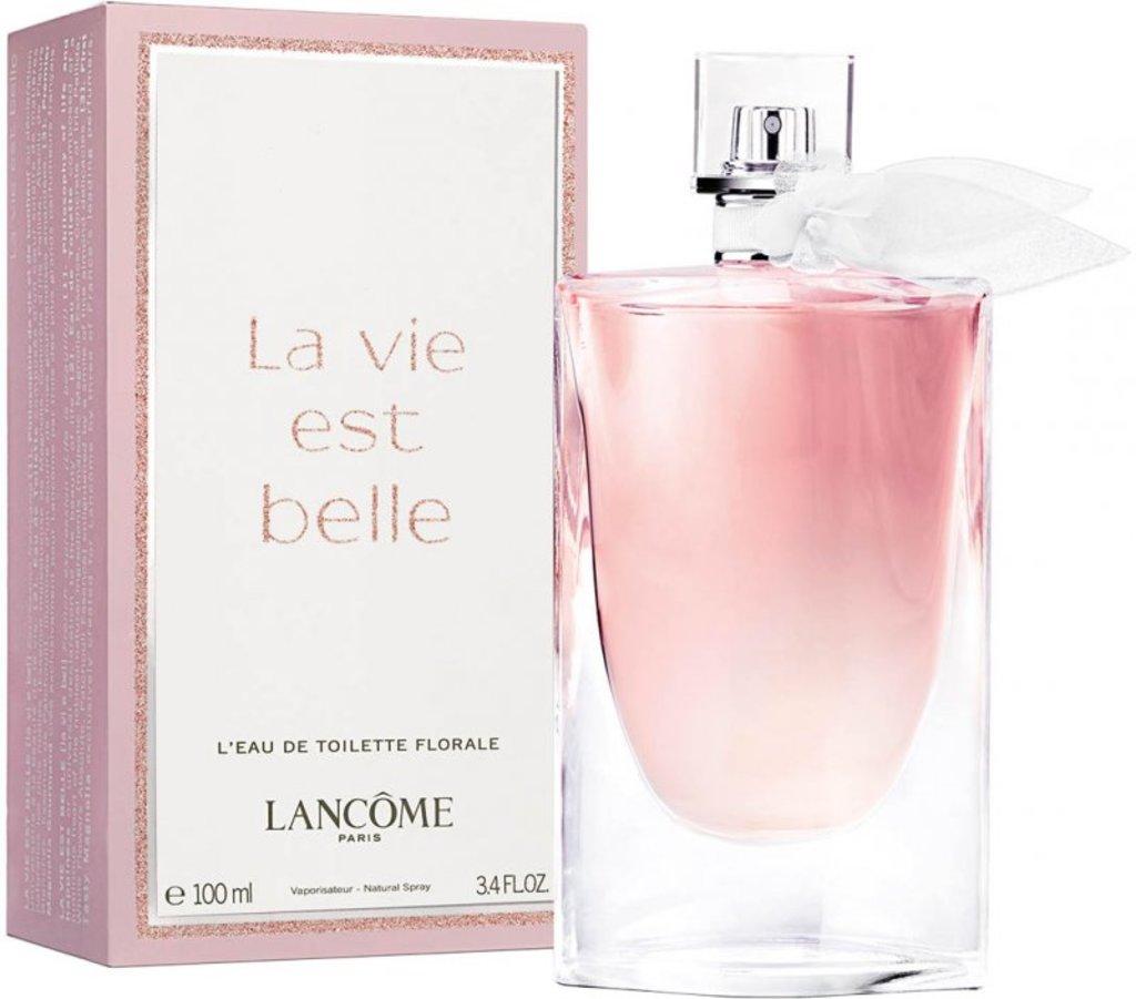 Lancome (Ланком): Lancome  La Vie Est Belle L'Eau de Toilette Florale 50ml в Мой флакон